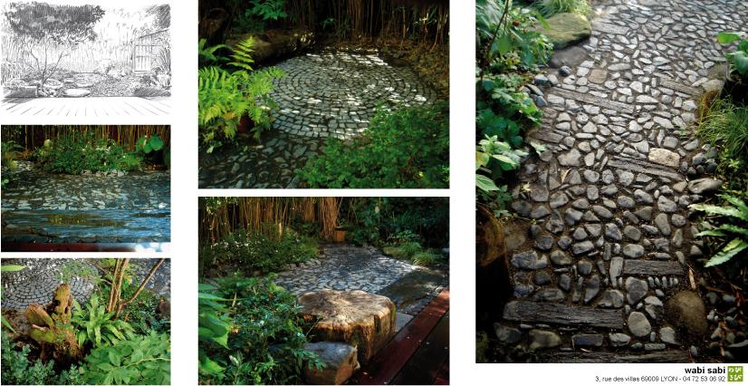 Wabi Sabi Jardins Prives